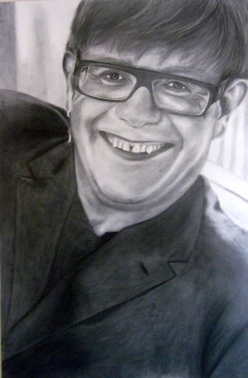 Elton John por Supersal